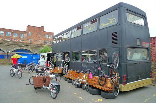 The Bicycle Library